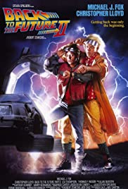 Back to the Future Part II (1989) Poster - Movie Forum, Cast, Reviews