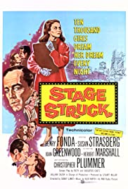 Stage Struck (1958) Poster - Movie Forum, Cast, Reviews