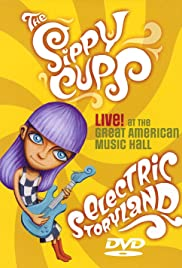 Electric Storyland: The Sippy Cups Live at the Great American Music Hall Poster