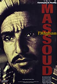 Massoud, the Afghan Poster