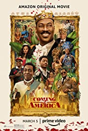 Coming 2 America (2021) poster