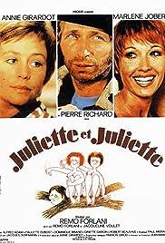 Juliette et Juliette Poster