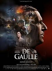 De Gaulle (2020) poster