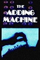 Image of The Adding Machine