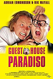 Guest House Paradiso (1999) Poster - Movie Forum, Cast, Reviews