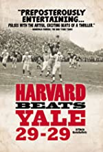 Harvard Beats Yale 29 29(2008)