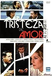 Tristeza de amor Poster