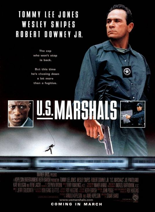 Image U.S. Marshals Watch Full Movie Free Online
