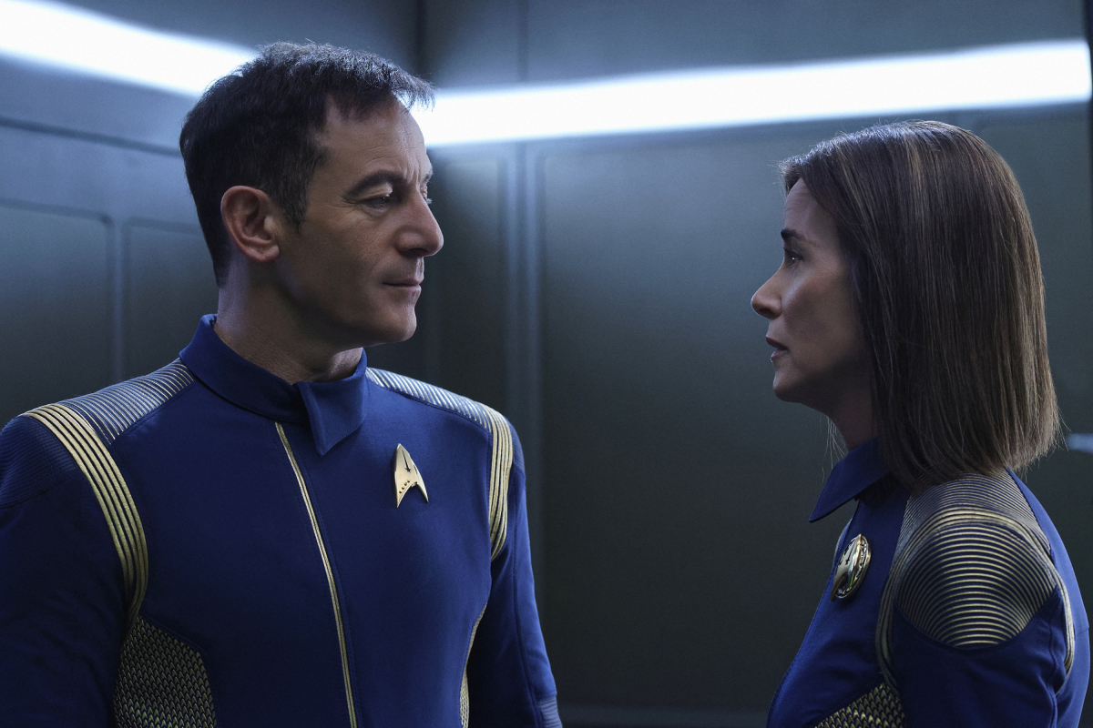 Star Trek: Discovery S01E09 – Into the Forest I Go, serial online subtitrat în Română