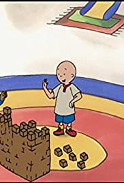 Caillou at Daycare Poster