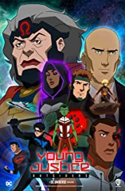 Young Justice - Outsiders poster