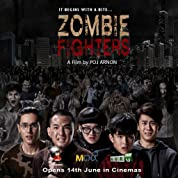 Zombie Fighters poster
