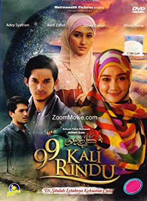 Nonton 99 Kali Rindu (2013) Film Subtitle Indonesia Streaming Movie Download