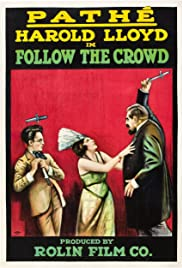 Follow the Crowd Poster