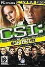 CSI: Crime Scene Investigation - Hard Evidence (2007) Poster