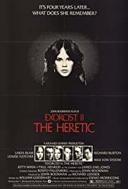 Exorcist II: The Heretic (1977) Poster - Movie Forum, Cast, Reviews