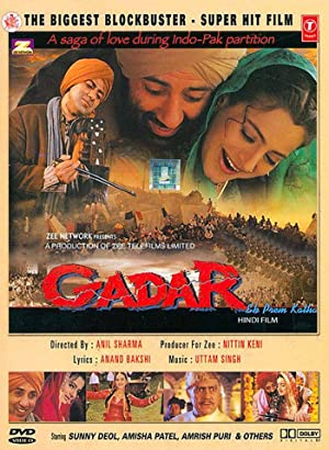 Gadar: Ek Prem Katha (2001) Download on Vidmate