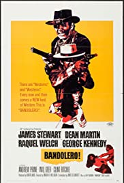 Bandolero! (1968) Poster - Movie Forum, Cast, Reviews