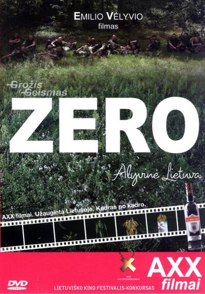 Zero. Alyvinė Lietuva / Zero. Lilac Lithuania (2006)