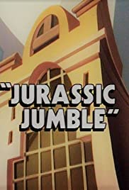 Jurassic Jumble Poster