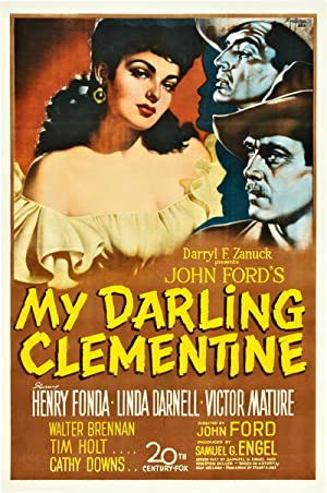 My Darling Clementine Pelicula Poster