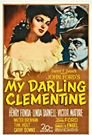 My Darling Clementine (1946) Poster - Movie Forum, Cast, Reviews