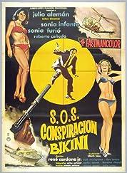 S.O.S. Operation Bikini poster