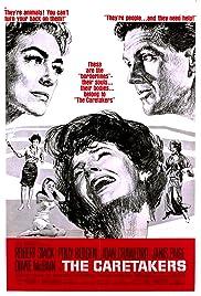 The Caretakers(1963) Poster - Movie Forum, Cast, Reviews
