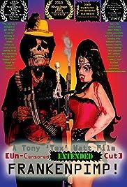 Frankenpimp Poster