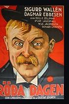 Röda dagen (1931) Poster