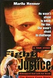 Fight for Justice: The Nancy Conn Story Poster