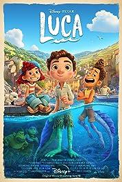 Luca (2021) poster