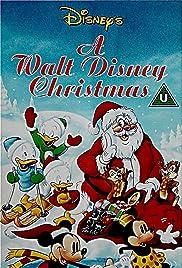 A Walt Disney Christmas Poster