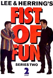 Fist of Fun Poster - TV Show Forum, Cast, Reviews