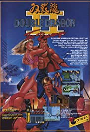 Double Dragon II: The Revenge (1988) Poster - Movie Forum, Cast, Reviews