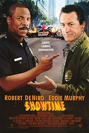 Showtime, policías en TV -
