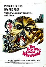 The Boy Who Cried Werewolf (1973) Poster - Movie Forum, Cast, Reviews