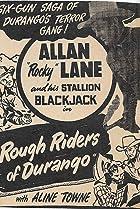 Rough Riders of Durango (1951) Poster