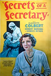Secrets of a Secretary Poster