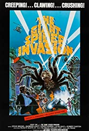 The Giant Spider Invasion (1975) Poster - Movie Forum, Cast, Reviews
