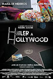 Hitler in Hollywood Poster