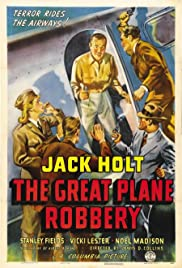 The Great Plane Robbery Poster