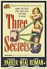 Three Secrets(1950) Poster - Movie Forum, Cast, Reviews