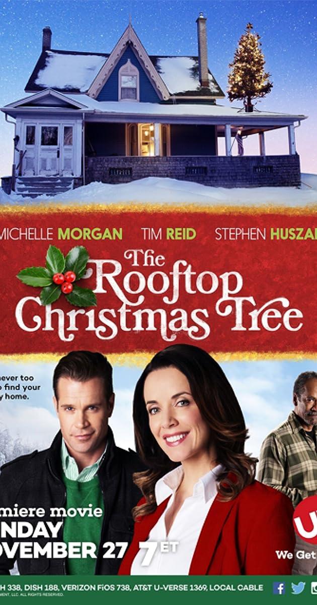The Rooftop Christmas Tree (TV Movie 2016) - IMDb