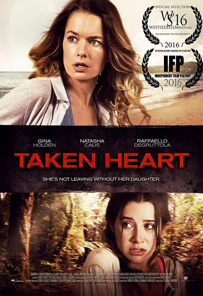 Taken Heart 2017 720p WEB-DL 500MB