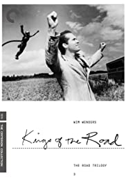 Kings of the Road (1976) Poster - Movie Forum, Cast, Reviews