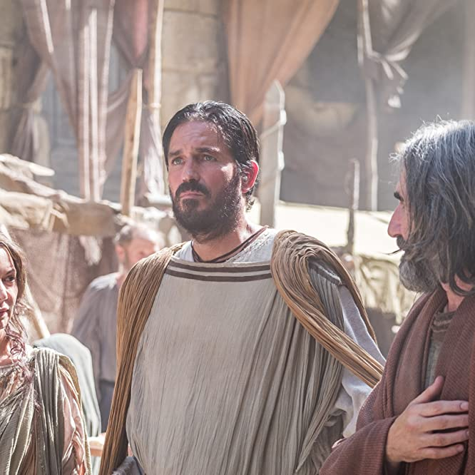 Jim Caviezel in Paul, Apostle of Christ (2018)