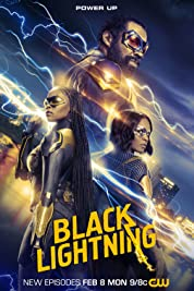 Black Lightning - Season 4 (2021) poster
