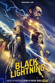 Black Lightning - Season 4 poster