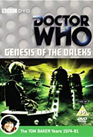 Genesis of the Daleks: Part Four Poster